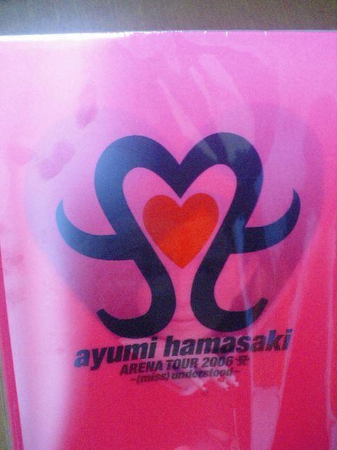 ayumi hamasaki ARENA TOUR 2006 A -(miss) understood -