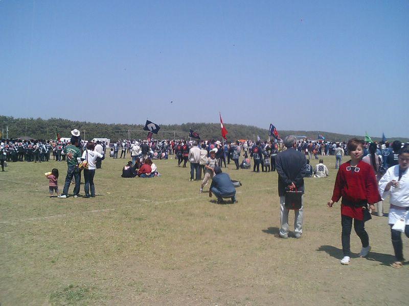 浜松祭り2006凧揚げ