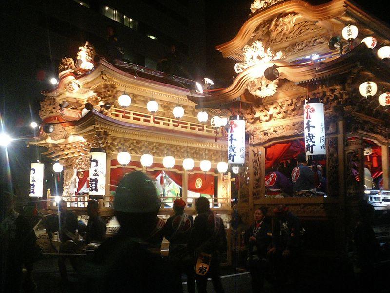 浜松祭り2006御殿屋台引き回し