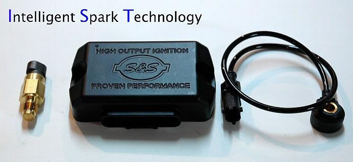 S&S IST インテリジェントスパークテクノロジー イグニッションモジュール