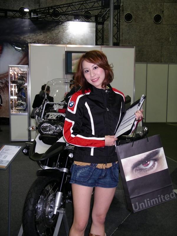 BMW ブース