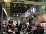 Harley-Davidson ブース - 23rd 大阪モーターサイクルショー 2007
