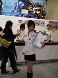 ハーレーダビッドソンブース 大阪モーターサイクルショー2007