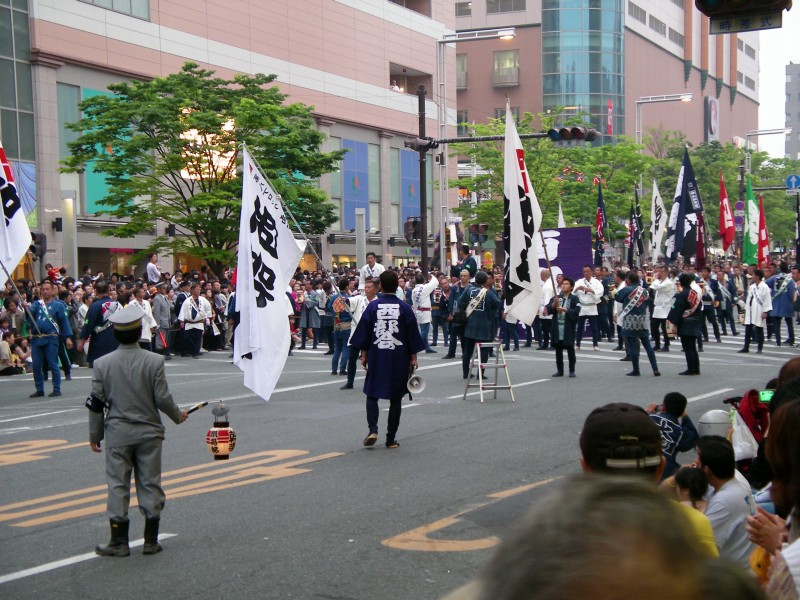 浜松祭り 2007