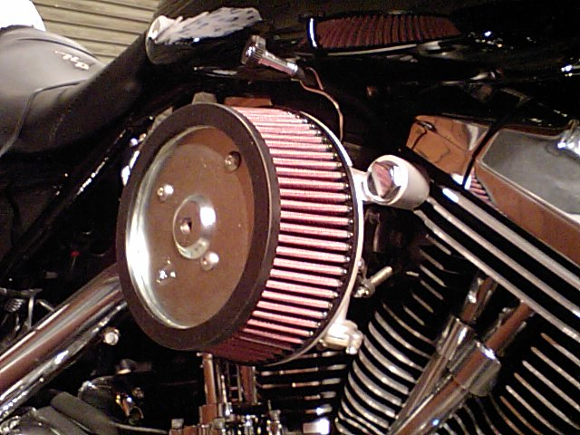 Arlen Ness Air Cleaner