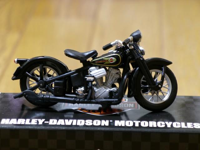 Harley-Davidson 1936 EL
