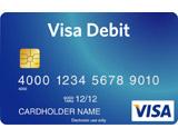 VISA デビットカード