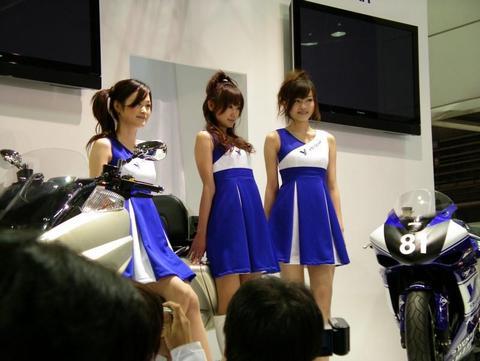 23nd 大阪モーターサイクルショー 2007 に行ってきた