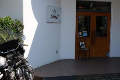 大崩海岸で寄ったお店 DBMS Cafe & Clothing