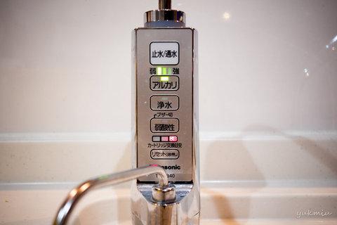 自宅でアルカリイオン水 還元水素水生成器・次亜塩素酸水生成器