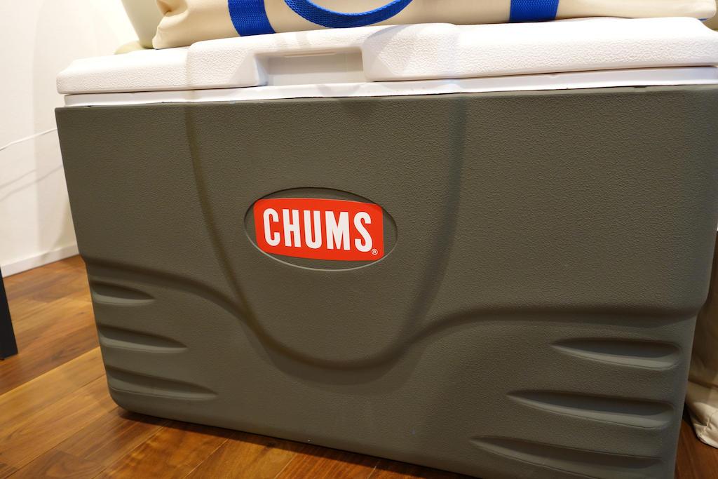 CHUMS クラーボックス完成