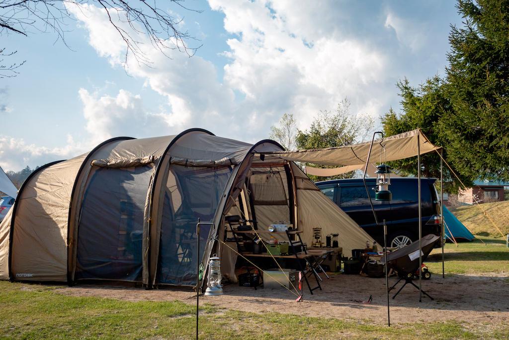 20190504_うるぎ星の森キャンプ場
