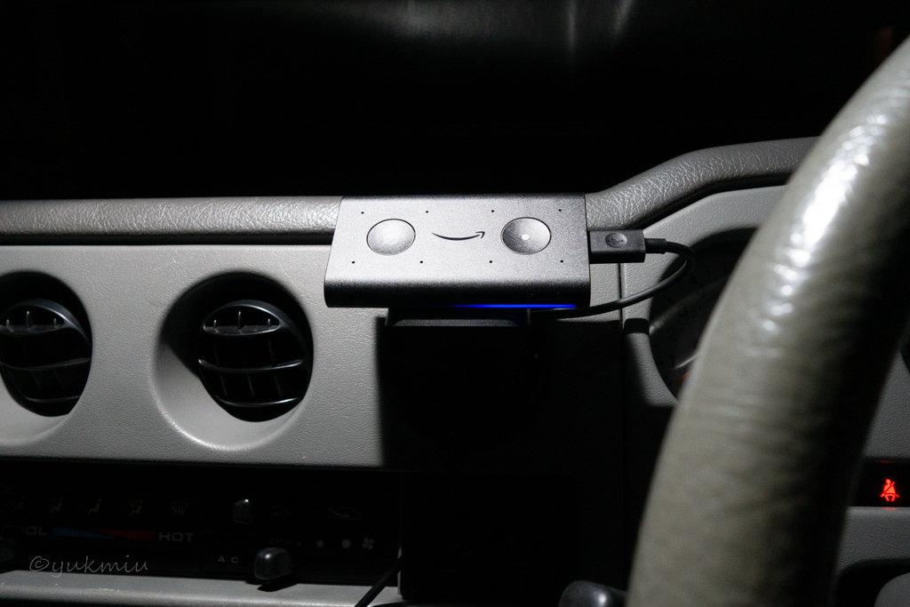 Amazon Echo Auto install
